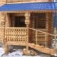 Крыльцо к деревянному дому: виды и тонкости изготовления