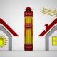 Напыляемый утеплитель: что это такое и где применяется?