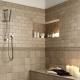 Настенная плитка в ванной комнате: оригинальные идеи в дизайне интерьера