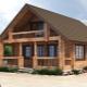 Оригинальные проекты домов из профилированного бруса