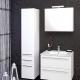 Пеналы для ванной: красивые решения для обустройства пространства