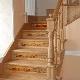 Преимущества и недостатки лестничных конструкций из ясеня