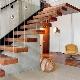 Разновидности современных лестниц для загородного дома: стандарты и индивидуальный проект