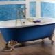 Реставрация чугунной ванны: популярные методы