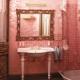 Розовая плитка для ванной: виды и нюансы выбора