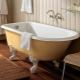 Сколько весят чугунные ванны?