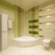 Совмещённый санузел: варианты планировки помещения с ванной площадью 4 кв. м