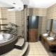 Создание интересного проекта ванной комнаты: идеи для комнат разной площади