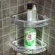Угловые полки в ванную комнату: разнообразие видов и тонкости выбора