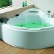 Угловые ванны с гидромассажем: преимущества и советы по выбору