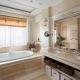 Ванные комнаты в частных домах: интересные идеи дизайна