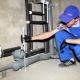 Канализационные ПВХ-трубы для внутренней системы: размеры и характеристики