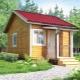 Красивые проекты каркасных домов размером 6 на 4 метра