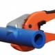 Ножницы для резки пластиковых труб: виды и особенности выбора