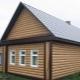 Обшивка деревянного дома: разновидности и этапы монтажа