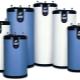 Разновидности конструкций напольных водонагревателей