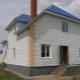 Дома из пеноблоков: проекты и строительство