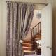 Межкомнатные шторы – эффектное решение вместо дверей
