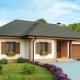 Планировка и строительство одноэтажного дома из пеноблока