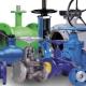 Трубопроводная арматура: что это такое, классификация и применение