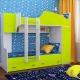 Как выбрать двухъярусную кровать для детей?