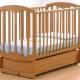 Какими бывают размеры детской кроватки и как не ошибиться при выборе?