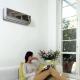Отопление дома кондиционером: особенности, достоинства и недостатки