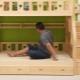 Популярные размеры двухъярусных кроватей
