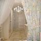 Правила и красивые идеи зонирования комнат шторами