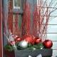 Уличные новогодние украшения: советы по выбору и оформлению