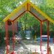 Как обустроить детскую площадку с помощью подручных средств?