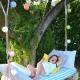 Кровати-качели: модели и советы по выбору