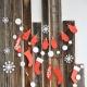 Новогодние гирлянды – свежие идеи для лёгкого воплощения