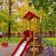 Покрытие для детских площадок на даче: виды и выбор настила