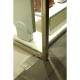 Особенности напольных доводчиков для стеклянных дверей