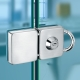 Рекомендации по выбору и установке замков для стеклянных дверей