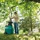 Садовые измельчители Bosch: особенности и правила эксплуатации