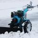 Снегоуборщик для мотоблока: особенности, применение и популярные модели