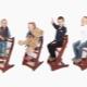 Все тонкости выбора стульев «вырастайка»