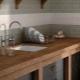 Чем можно отделать стены на кухне, кроме обоев и плитки?