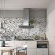 Декоративная плитка на кухню: виды и особенности