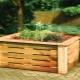 Деревянные ящики для цветов: оригинальные идеи для дома