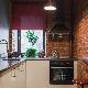 Дизайн и планировка угловой кухни