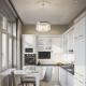 Дизайн кухни площадью 8 кв. м: интересные идеи оформления интерьера
