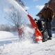 Характеристики и модельный ряд снегоуборщиков DDE