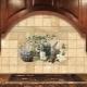Идеи создания панно из плитки на кухню