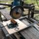 Изготовление отрезного станка из болгарки своими руками
