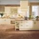 Кухни ванильного цвета
