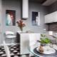 Кухня без окна: особенности планировки, дизайна и обустройства