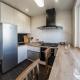 Кухня размером 5 кв. м в «хрущевке»: проектирование, дизайн и организация пространства